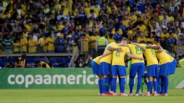 Semifinal Copa America 2019: Brasil Vs Argentina
