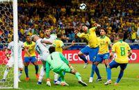 Live Report Copa America: Brasil vs Argentina