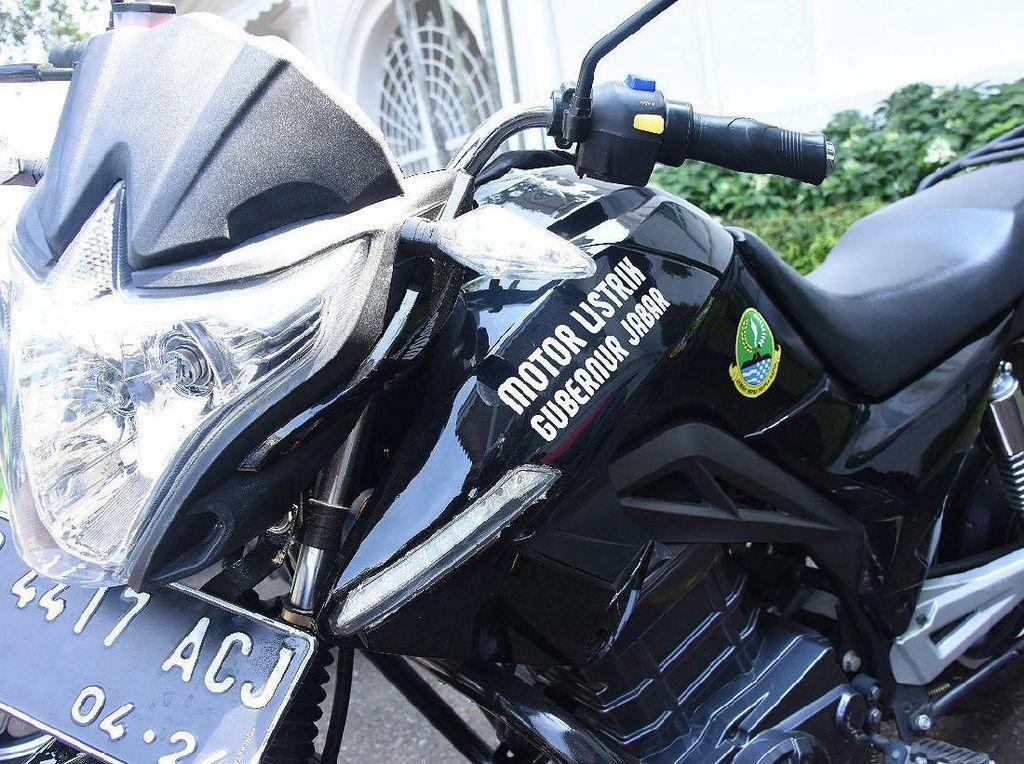 Ridwan Kamil Targetkan Setiap Desa di Jabar Punya Motor Listrik