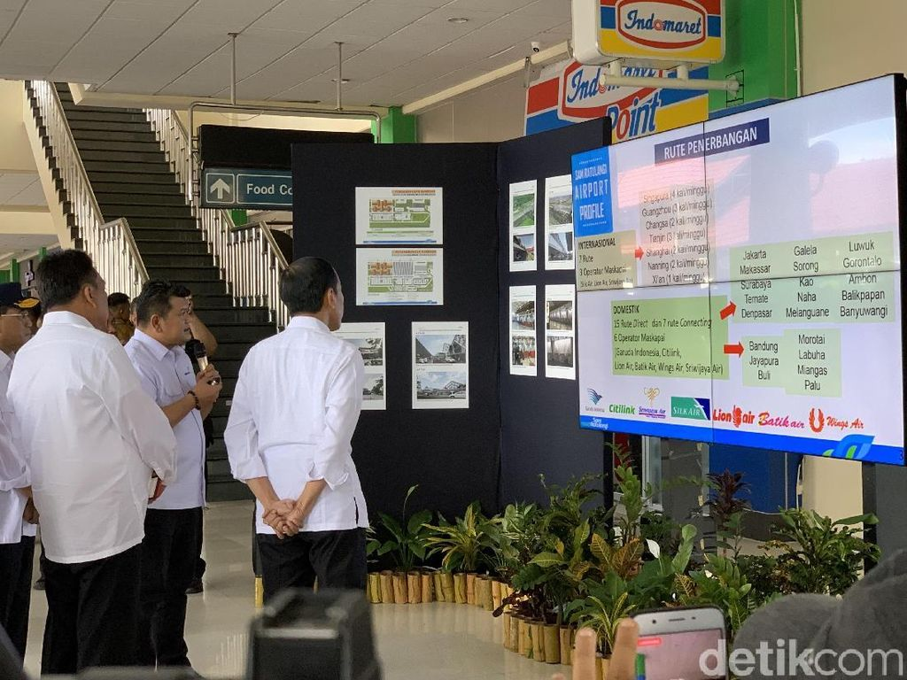 Bangun KEK Likupang, Jokowi Ingatkan Integrasi Pusat dan Daerah