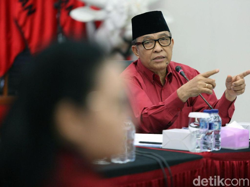 PDIP Gelar Diskusi Ekonomi Gotong Royong Jelang Kongres