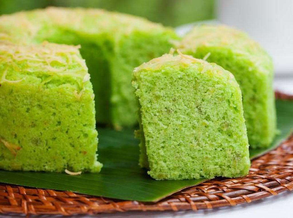 Pandan Cake Jadi Kue Populer Singapura Versi CNN, Bagaimana Indonesia?