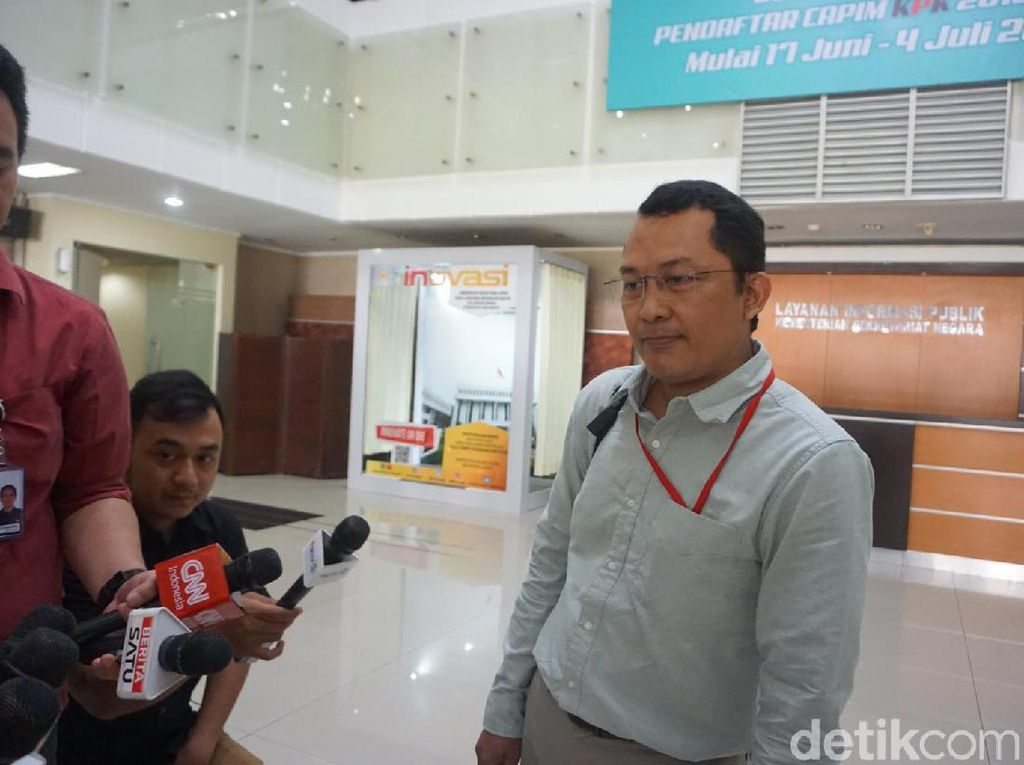 Eks Penasihat KPK Tsani Annafari Mundur dari Kepala Bapenda DKI