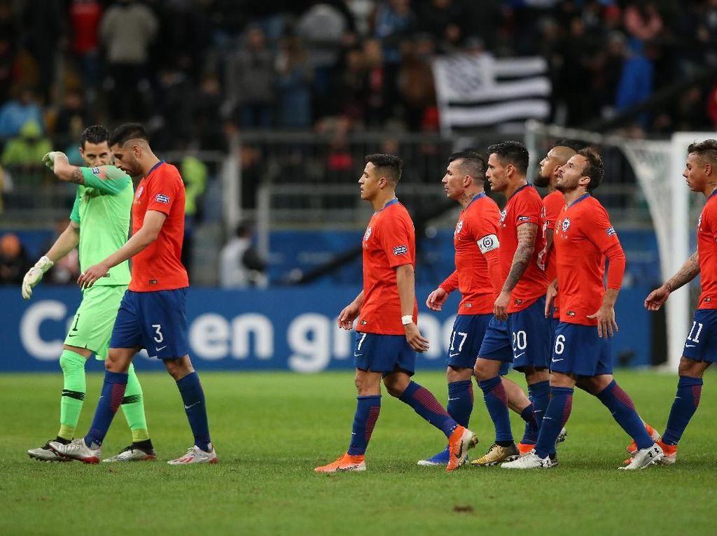 Deja Vu Chile