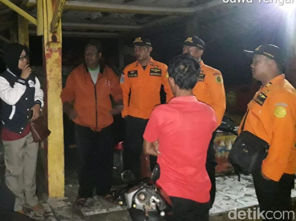 Mandi di Laut, 1 Remaja Hilang di Pantai Kemiren Cilacap