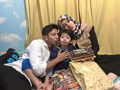 King Faaz bersama Fairuz dan Sonny Septian