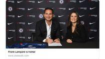 Bangganya Lampard Melatih Chelsea