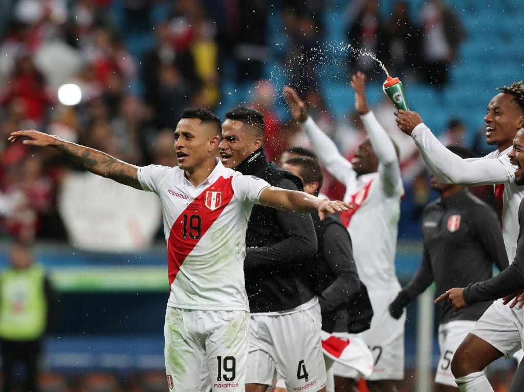 Jadi Underdog Lawan Brasil, Keuntungan untuk Peru