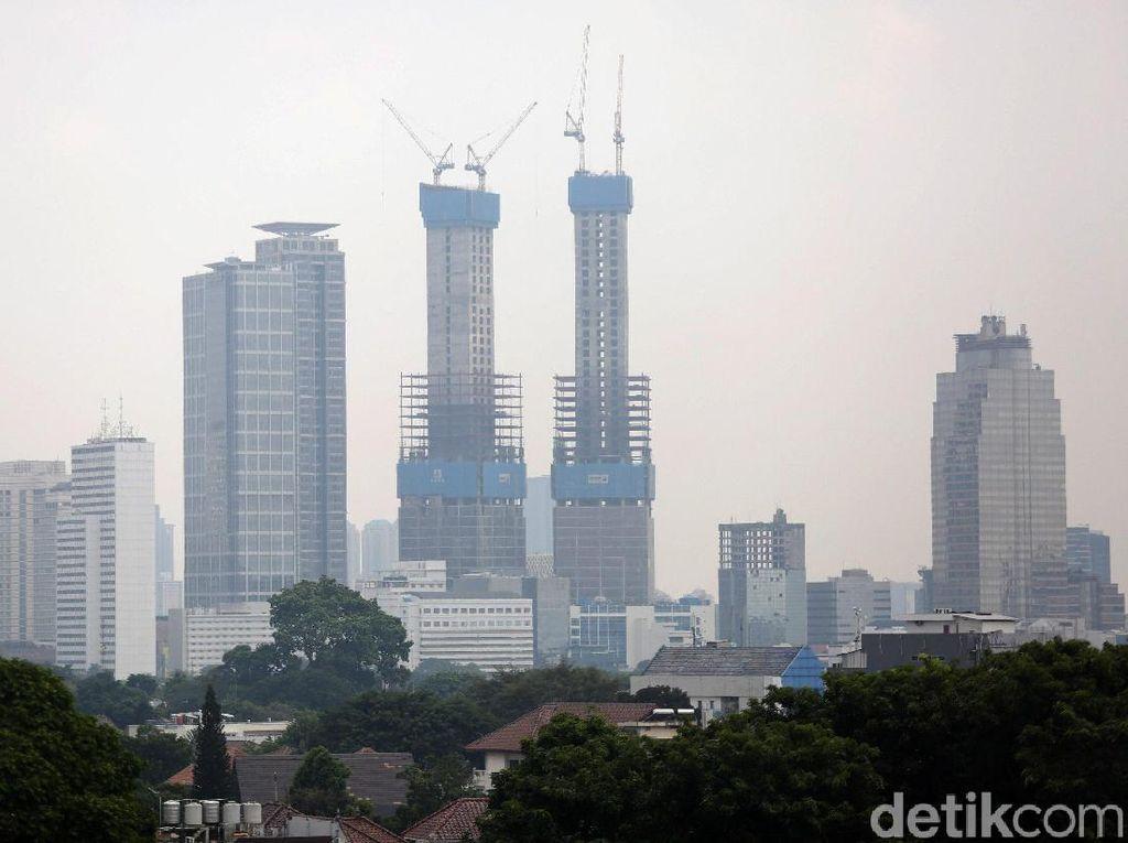 Kualitas Udara Buruk, Jakarta Bisa Rugi Rp 51,2 T