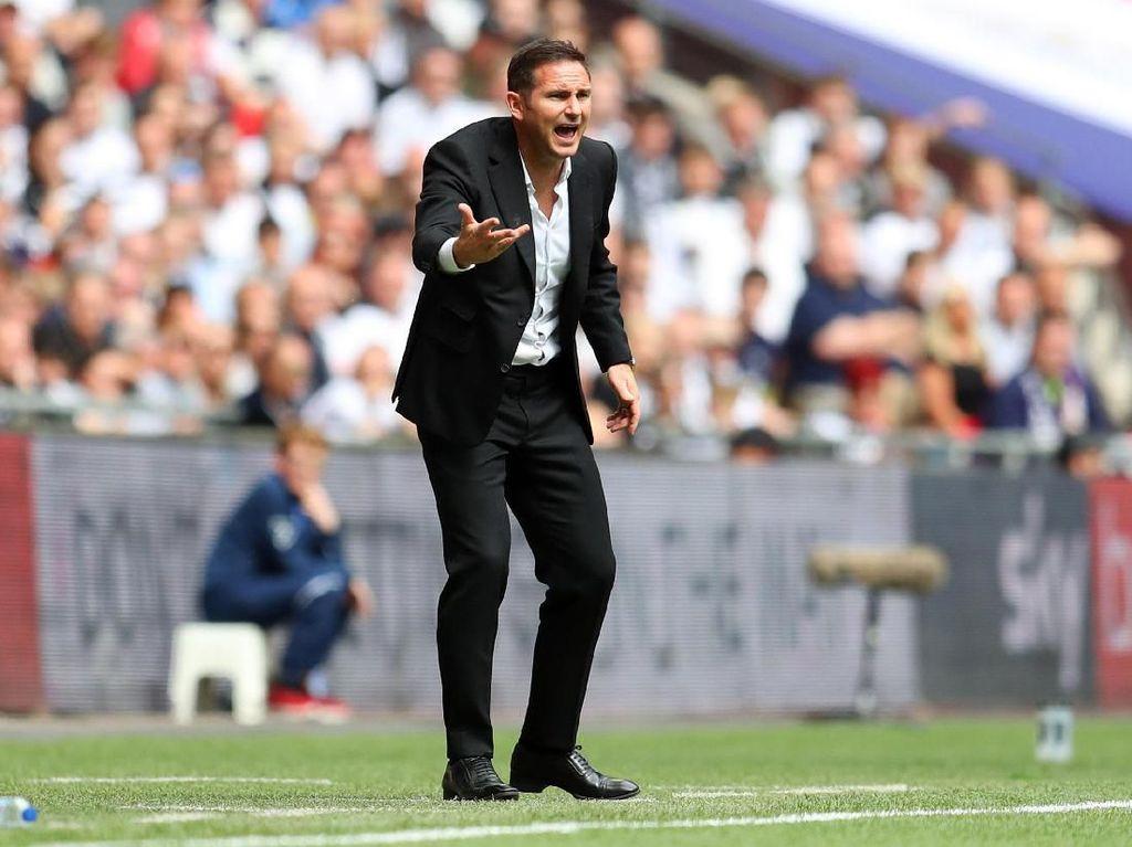Terima Kasih Derby, Saatnya Lampard Menjawab Tantangan Chelsea