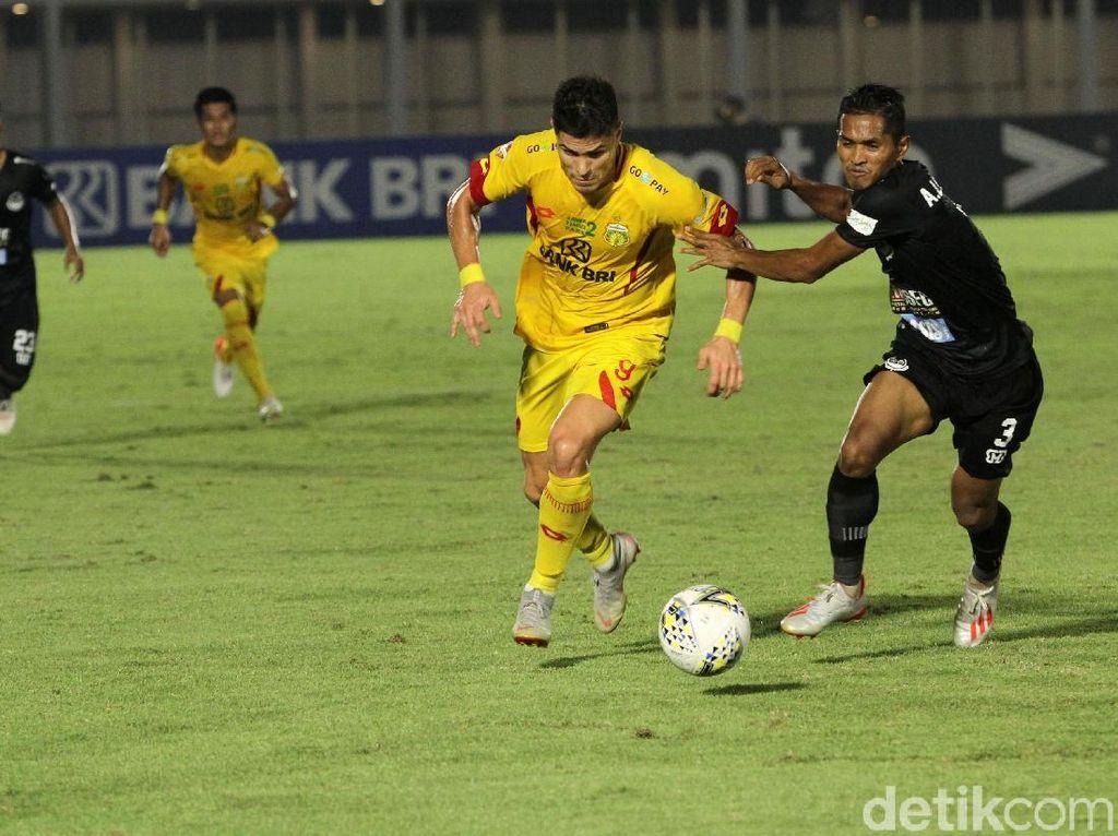 Karena PS Tira Persikabo Lawan yang Berat untuk Bhayangkara FC