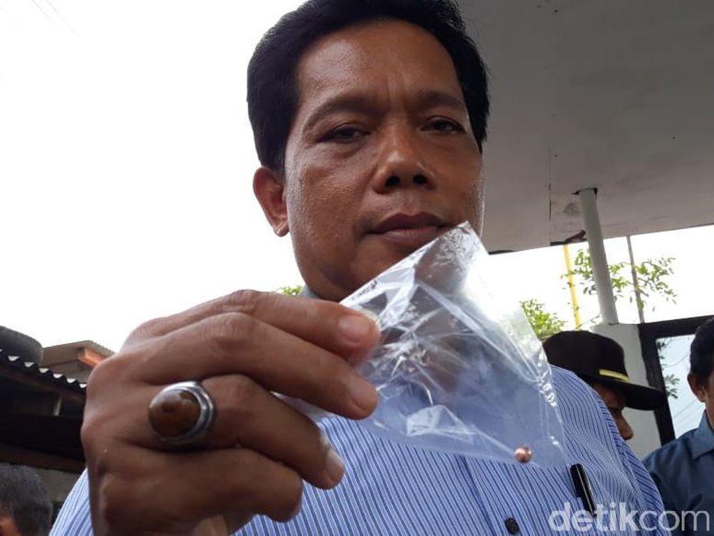 Polisi soal Pospol di Kulon Progo Ditembaki: Menggunakan Air Gun