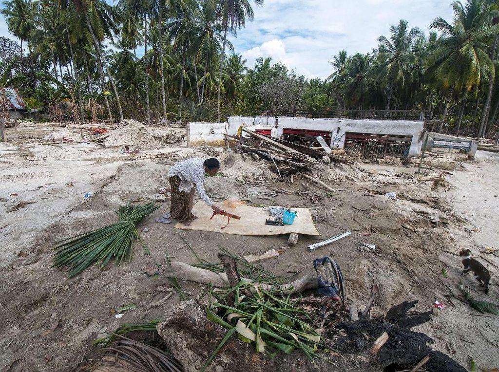 Banjir Bandang Lagi di Sigi, 2 Orang Dilaporkan Tewas