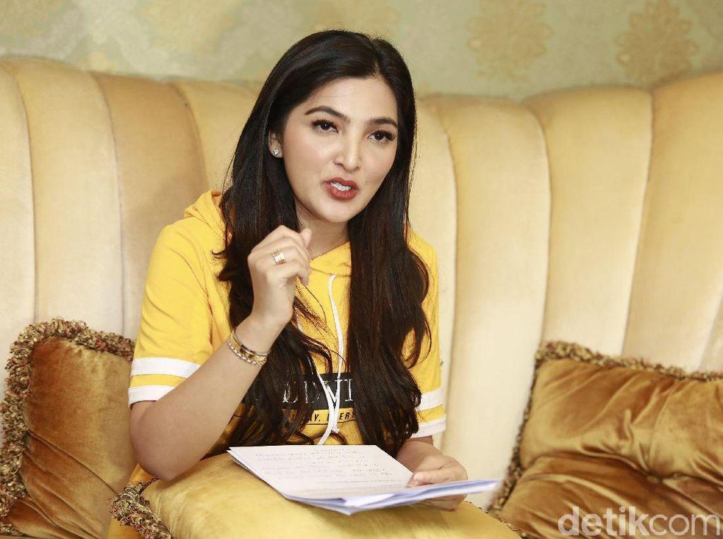 Ashanty Bicara Soal Gugatan Rp 9,4 Miliar