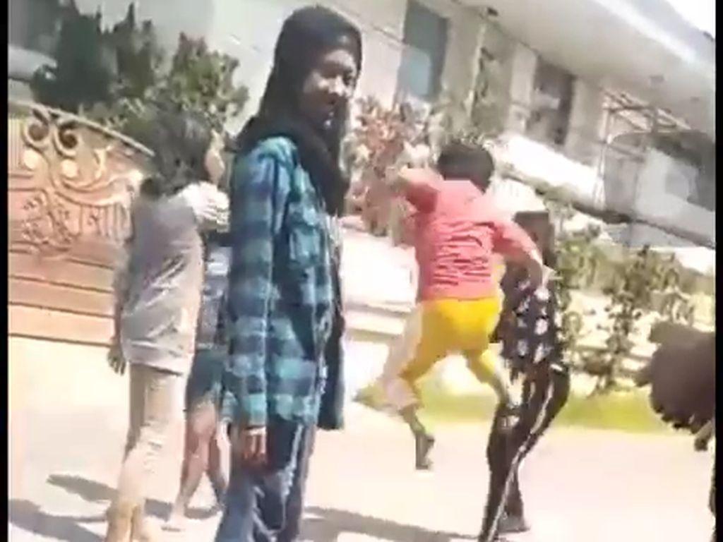 Ini Pemicu Pengeroyokan Remaja Perempuan di Surabaya yang Videonya Viral
