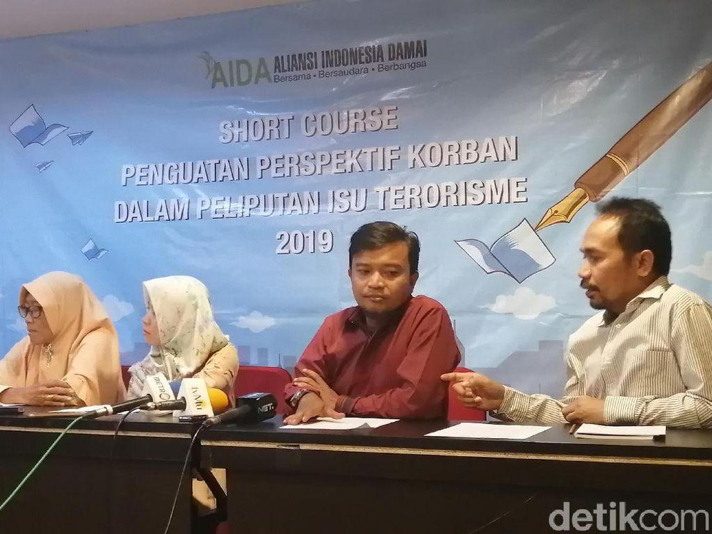 Korban Bom Thamrin-Kampung Melayu Minta Pemerintah Terbitkan PP Kompensasi