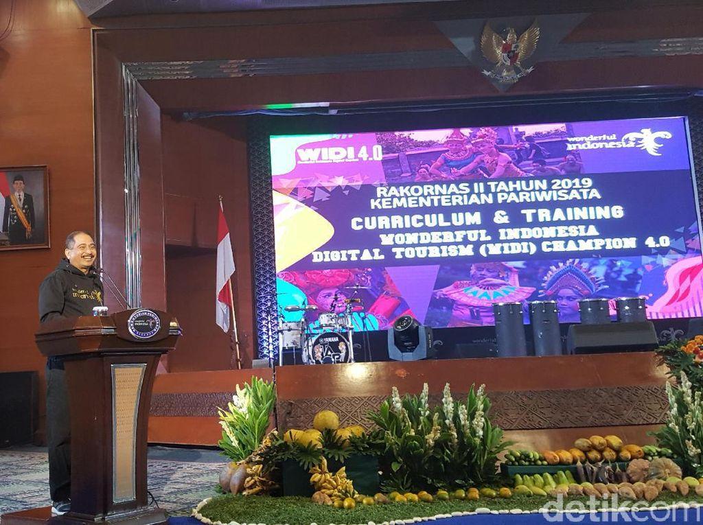 Strategi Menteri Pariwisata Arief Yahya Menuju Tourism 4.0