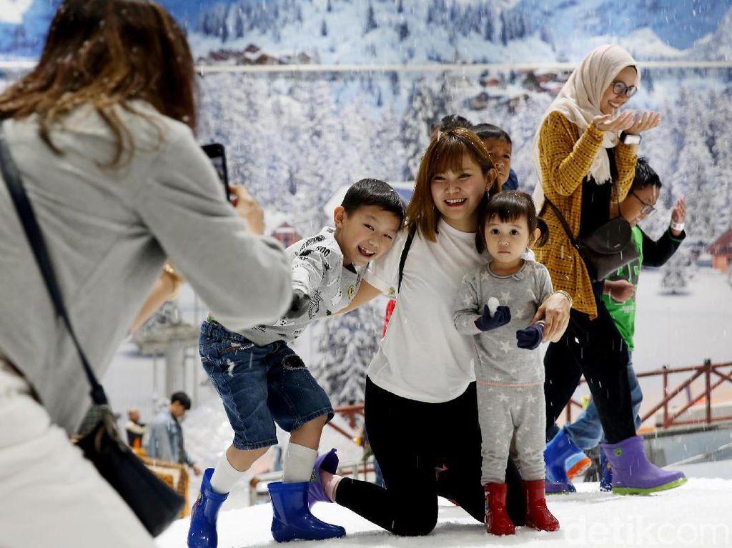 Harga Tiket Trans Snow World, hingga Cara ke Sana