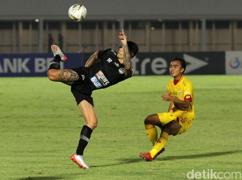 Bhayangkara FC Ditahan Imbang Tira Persikabo