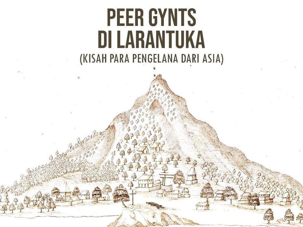 Seniman Flores Timur hingga Jepang Kolaborasi di Peer Gynts di Larantuka