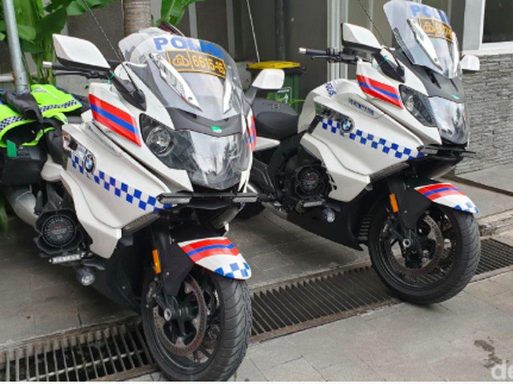 Moge Polisi Patwal BMW di Indonesia Dipastikan Tidak Kena Recall