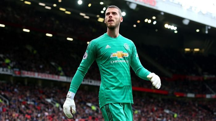 Juventus memburu David de Gea di Bursa Januari 2020. (Foto: Alex Livesey / Getty Images)