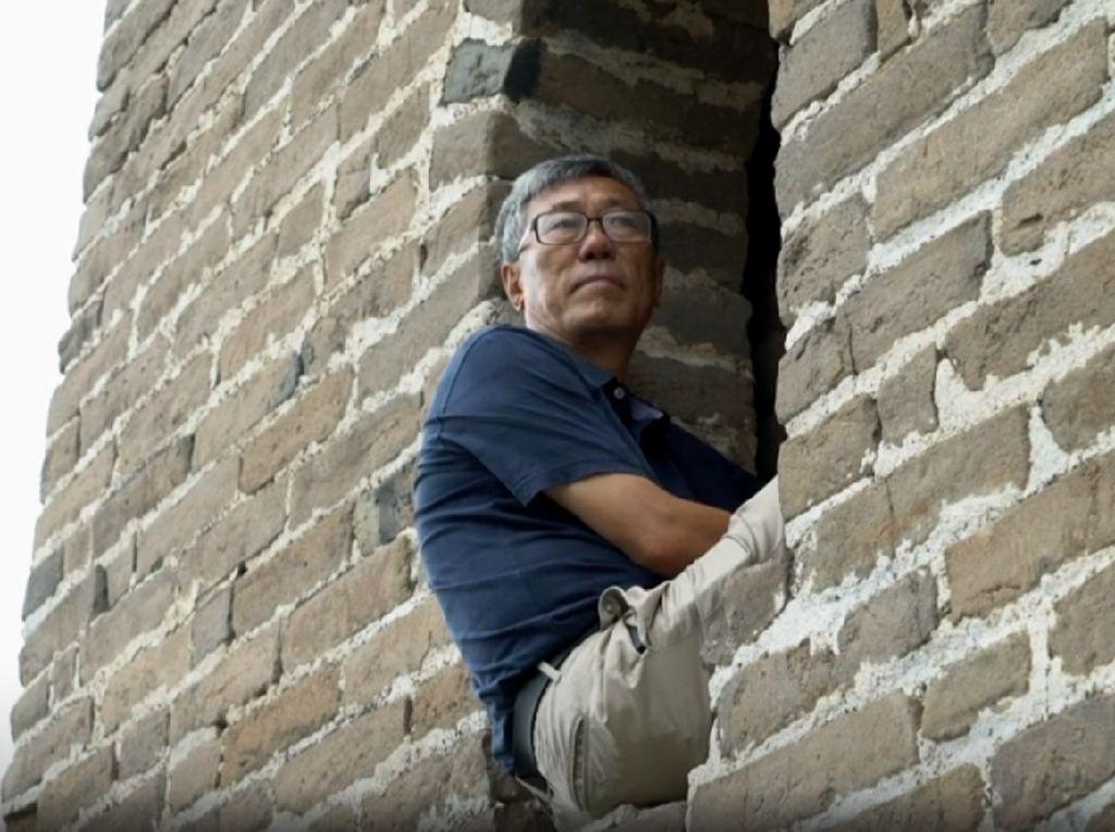 Apa Rasanya Jalan Kaki 17 Bulan Menyusuri Tembok Besar China?