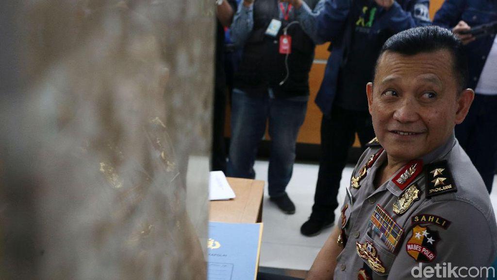 Daftar Capim KPK, Irjen Ike Edwin Semringah Banget