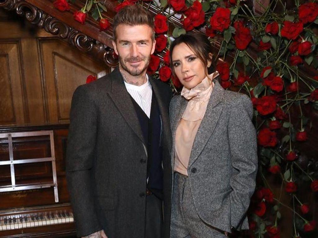 Romantis! Beckham Simpan Kenang-kenangan Kencan Pertama dengan Victoria