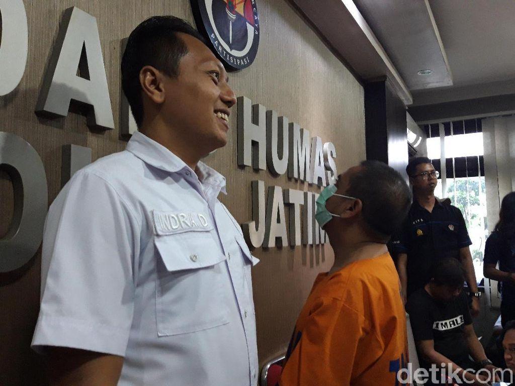 Mantan Ketua PSSI Kota Pasuruan Ditetapkan Tersangka Korupsi Dana Hibah