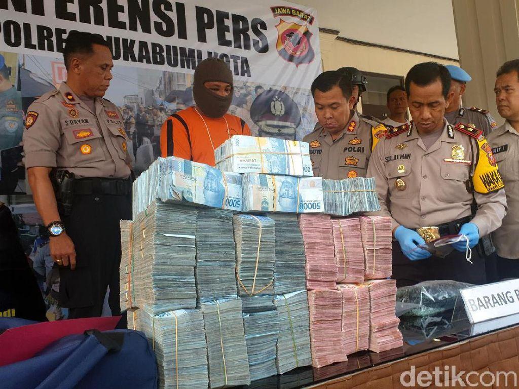 Satu Pencuri Duit Rp 1,2 M Milik Bos Ikan di Sukabumi Tewas