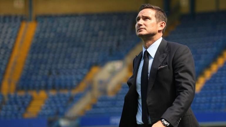 Jangan Berharap pada Frank Lampard