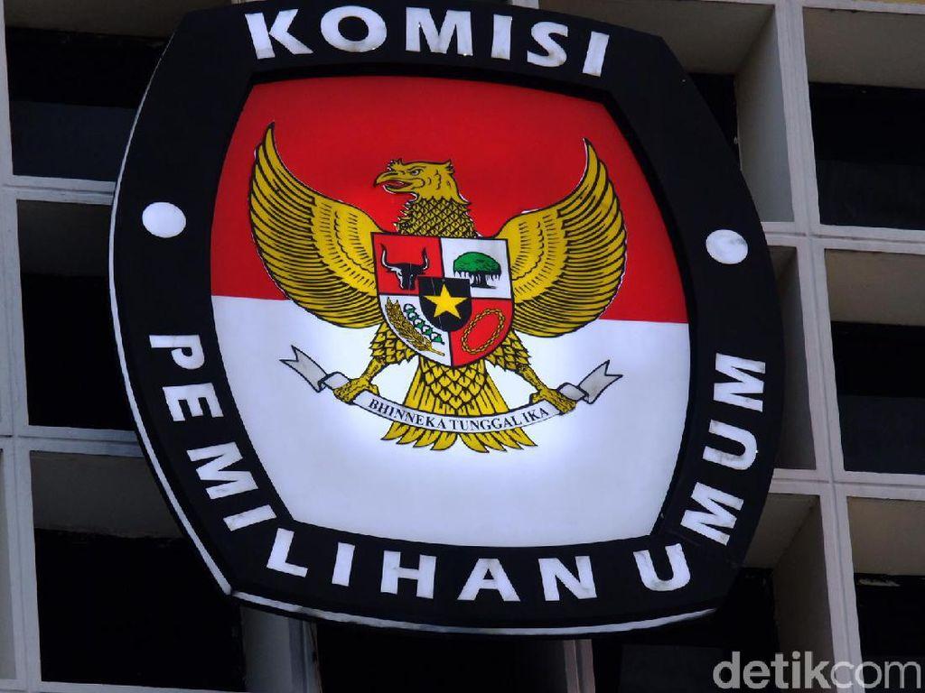 KPU Tunjukkan Bukti Jokowi-Amin Menang Sesuai UUD 1945