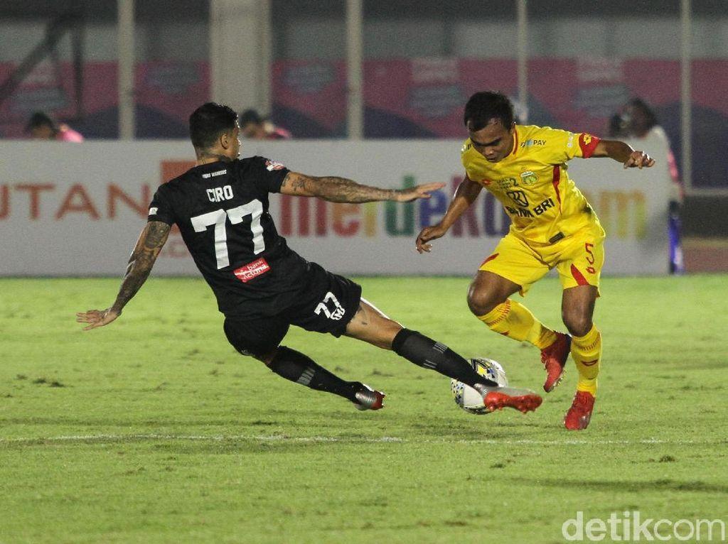 Kesan Bhayangkara dan Tira Persikabo Usai Main di Stadion Madya