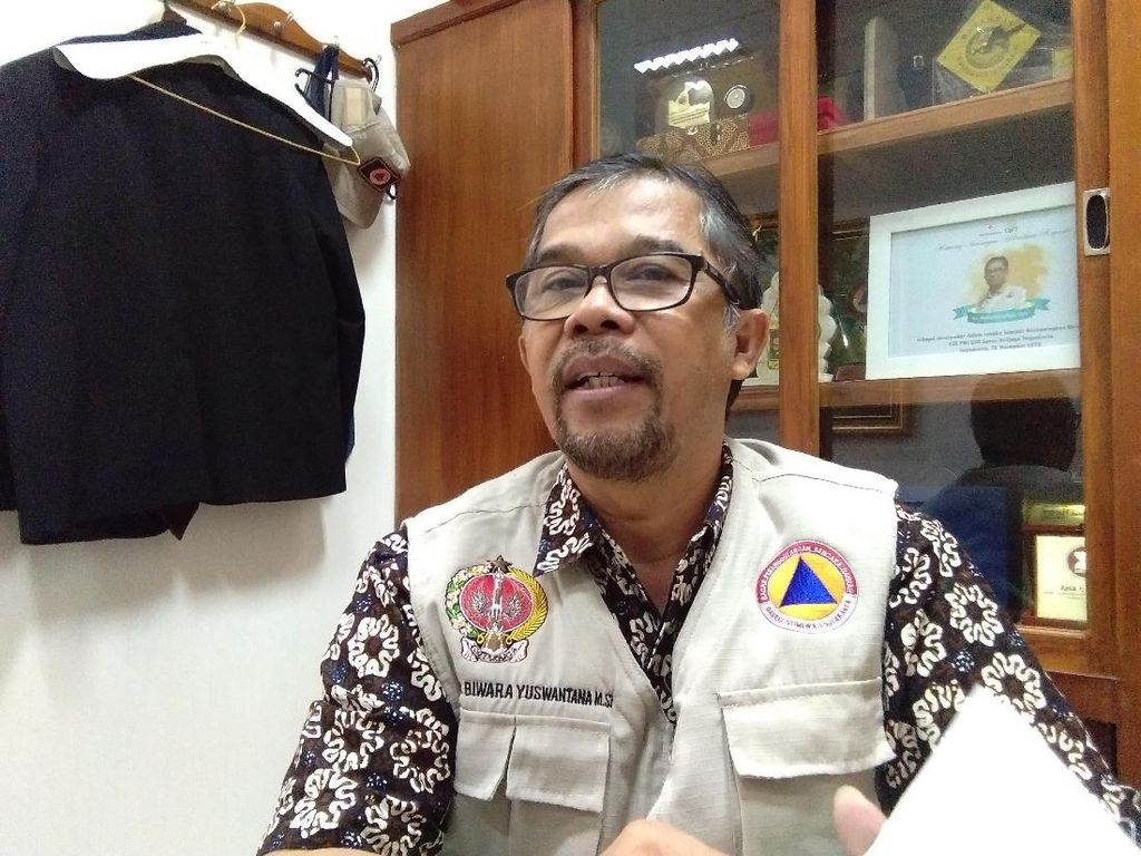 Meluas, Lahan Padi Puso di DIY Capai 1.992 Hektare