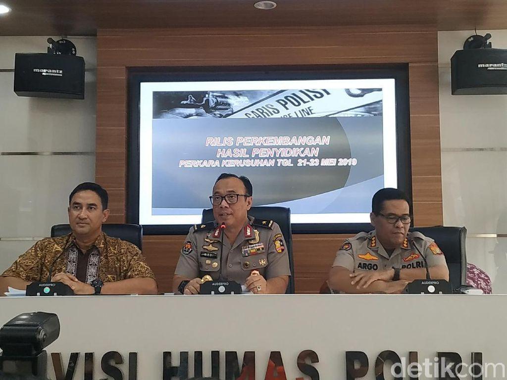 Polri: Anggota Brimob Pukuli Pria di Kampung Bali Dipicu Komandan Kena Panah