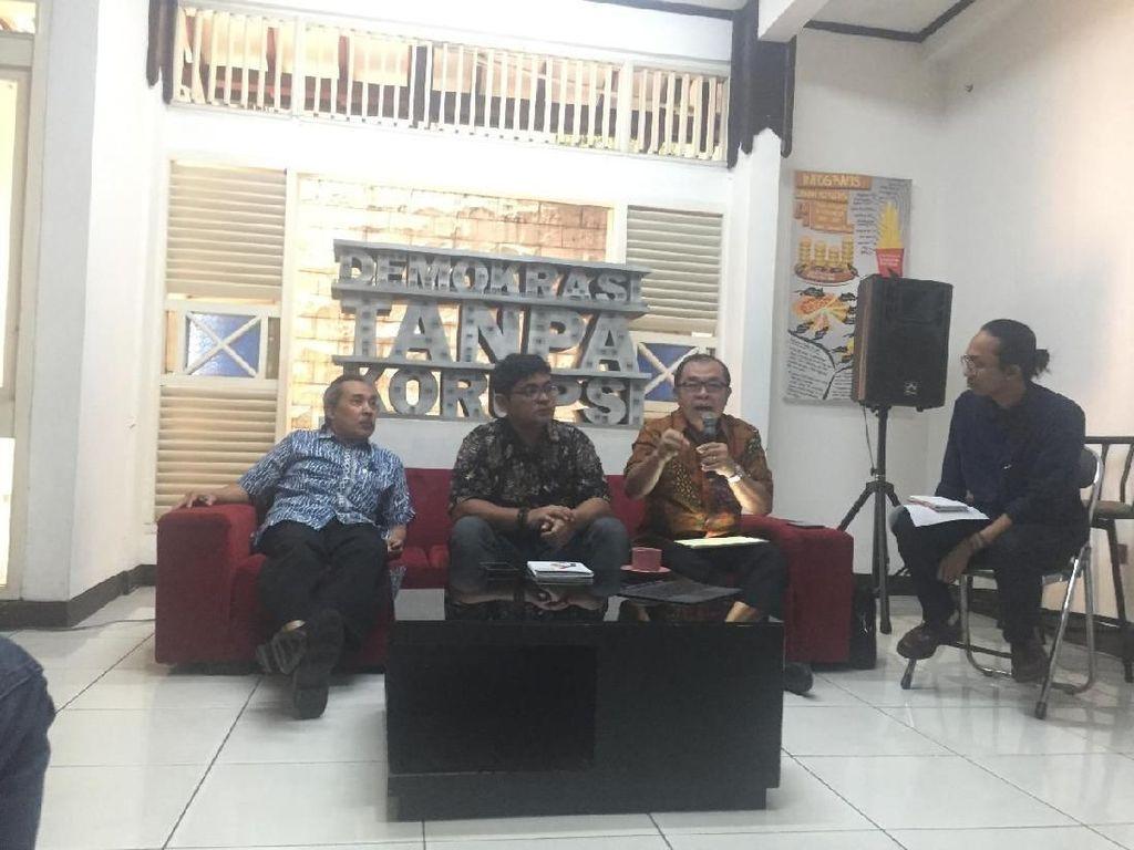 ICW Minta Pansel Tak Beri Alokasi Khusus Pimpinan KPK dari Polri-Kejaksaan