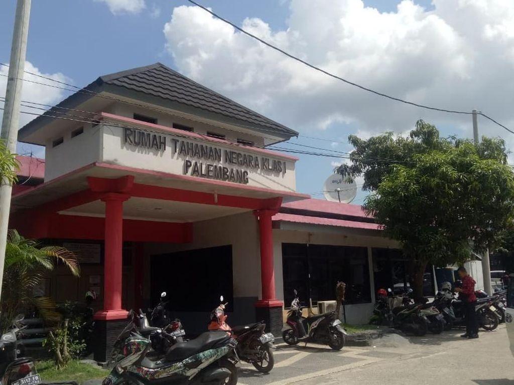 2 dari 4 Tahanan Kabur di Lapas Palembang Ditangkap