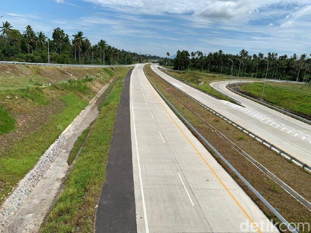 Tol Manado-Bitung Masih Terkendala Pembebasan Lahan 13 Km