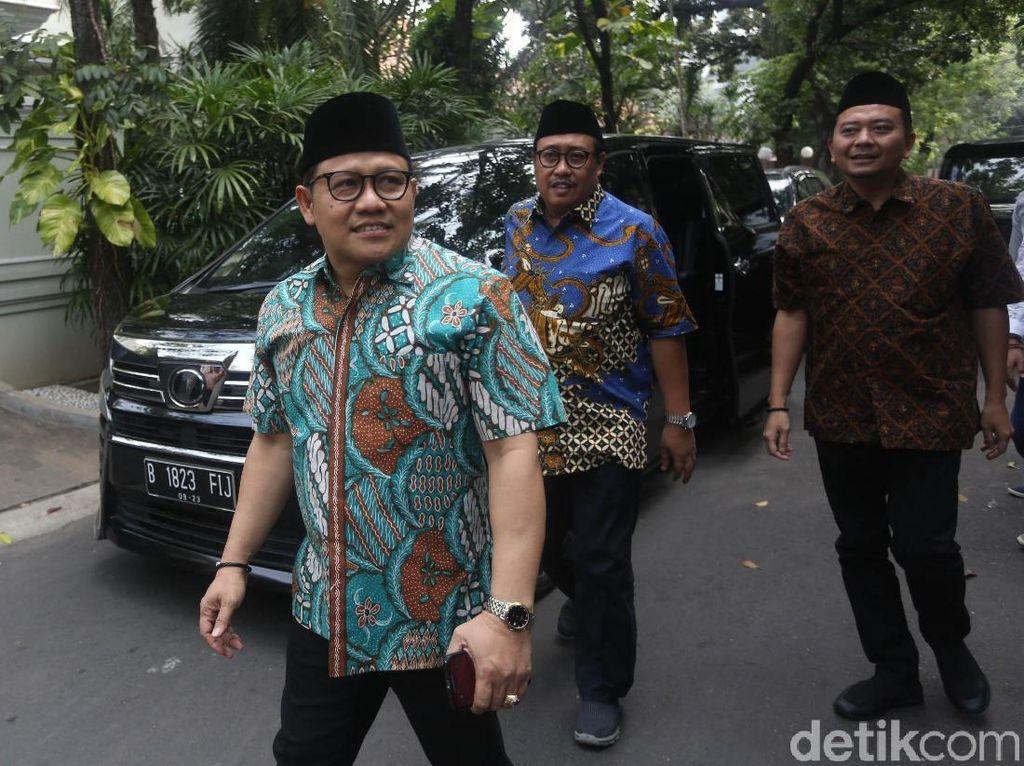 Cak Imin Terbuka soal Koalisi, tapi Tertutup untuk Kursi Ketua MPR