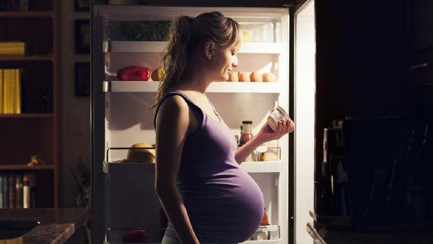 Ilustrasi asam folat untuk ibu hamil