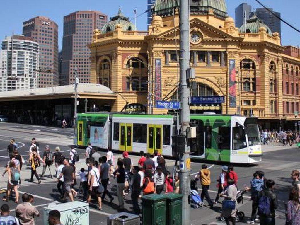 Pengemis Asal China Beroperasi di Melbourne, Walikota Nyaris Tak Percaya