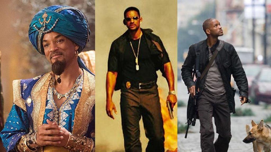 Penampilan Will Smith di Berbagai Film, Mana Favorit Anda?