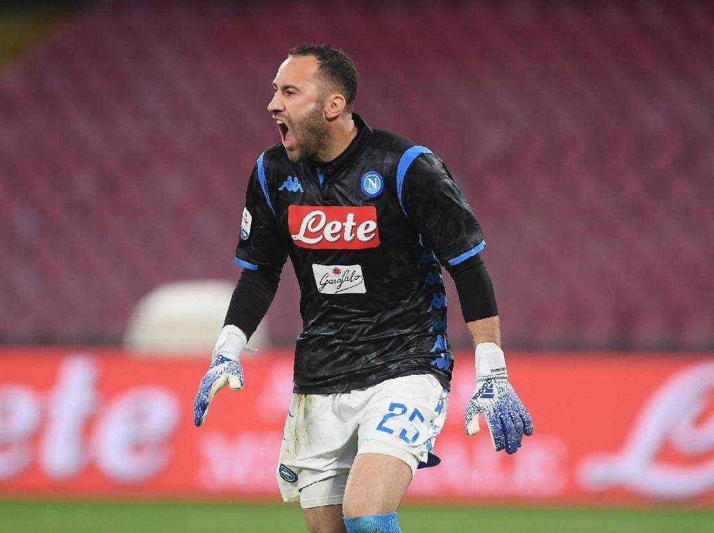 Napoli Permanenkan David Ospina