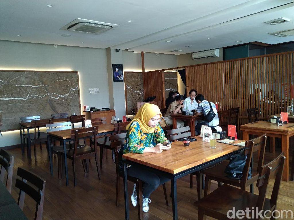 KoJu, Resto Hidangan Jepang Mungil Dekat MRT Cipete