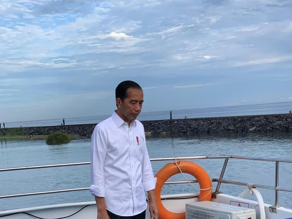 Jokowi Segera Bahas Amnesti untuk Baiq Nuril