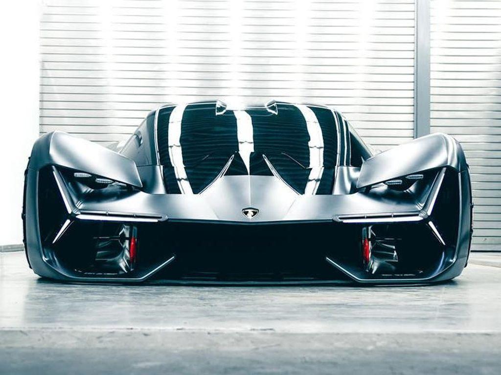 Lamborghini Siap Luncurkan Supercar Hybrid Cantik Saingi Ferrari