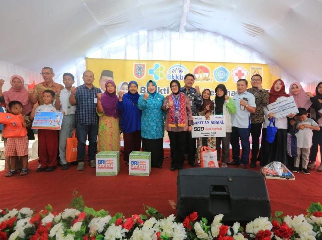 Intip Kemeriahan Harganas di Banjarbaru