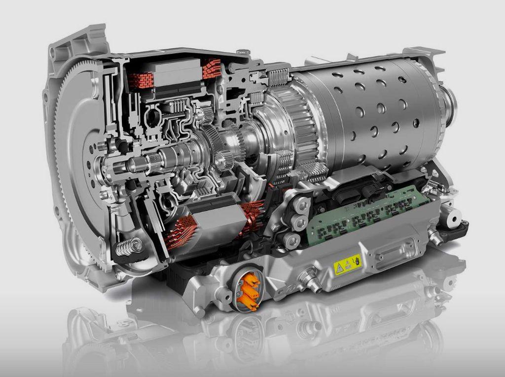 ZF Suplai Transmisi Matic untuk Mobil-mobil FCA