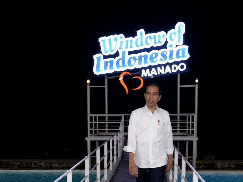 Pariwisata Sulawesi Utara di Mata Jokowi